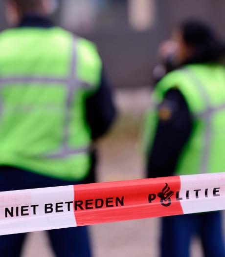 Politie onderzoekt uitgebrande auto in Zuidwolde