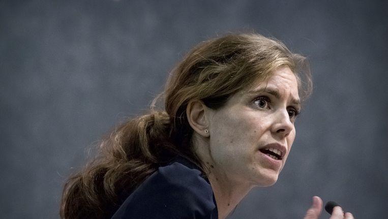 Simone Kukenheim. Beeld Rink Hof