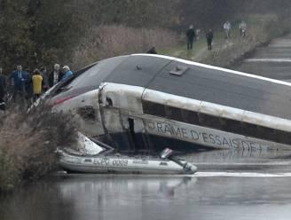 Nog vijf mensen vermist bij ontspoorde TGV