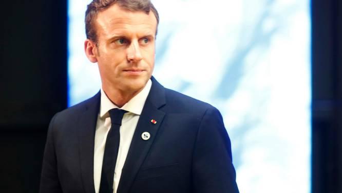 Macron soutient Rajoy