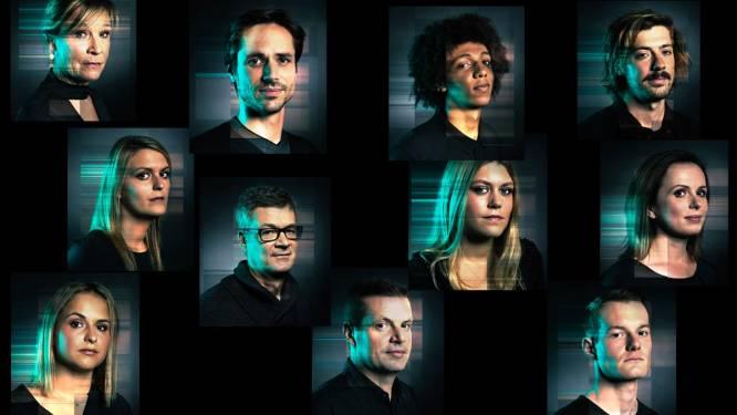Wie van deze vijf vrouwen en zes mannen is de Mol?