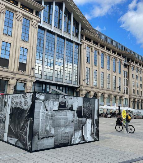 """Daarom staat deze bijzondere doos aan de Zuid: """"We verbinden kunstenaars met de stad en haar inwoners"""""""