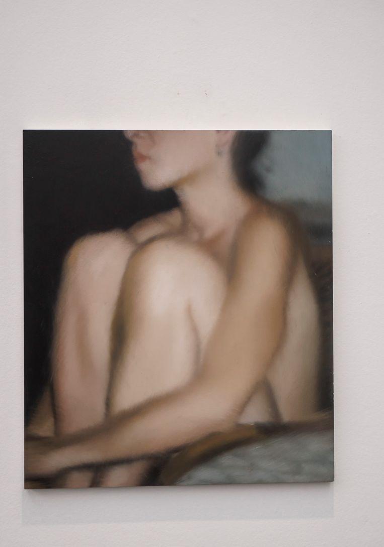 'Torso', 1997.  Beeld Eric de Mildt