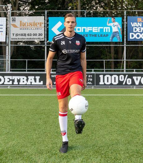 Wesley Swets volgt bij terugkeer naar Arkel zijn hart: 'Heb toegeleefd naar voetballen met mijn vrienden'