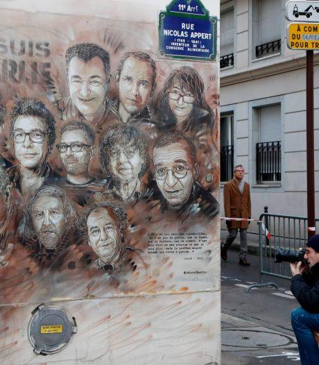 Début des hommages, cinq ans après l'attentat contre Charlie Hebdo