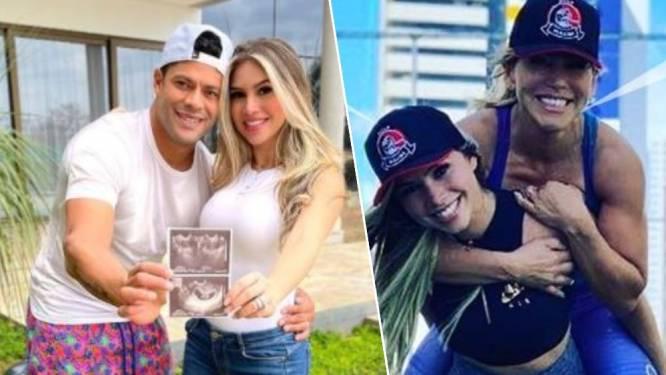 De relatie waar Brazilië van smult: Hulk samen met de nicht van zijn ex-vrouw, spits nu ook opnieuw vader
