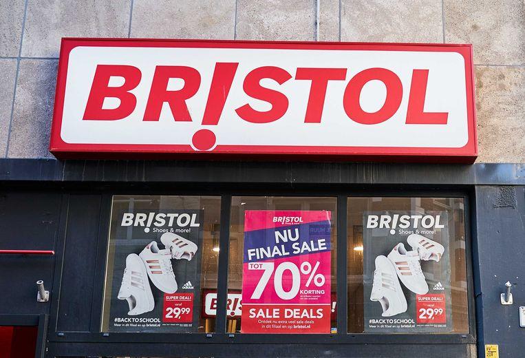 Kleding- en schoenenwinkels hebben een moeilijk eerste kwartaal achter de rug.  Beeld ANP, Phil Nijhuis