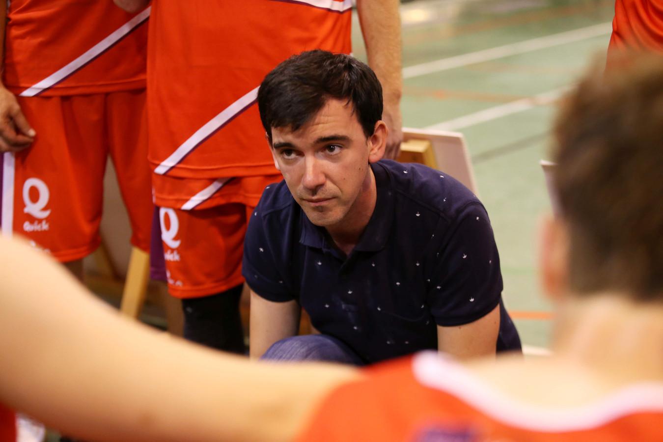 Bert Wyseur coachte in eerste landelijke en kiest nu voor derde provinciale aan de kust.