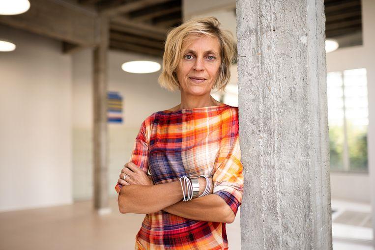 La professoressa Ann Boyce, presidente del Family Psychology Research Group (UGent) sta collaborando al programma.  Immagine VTM