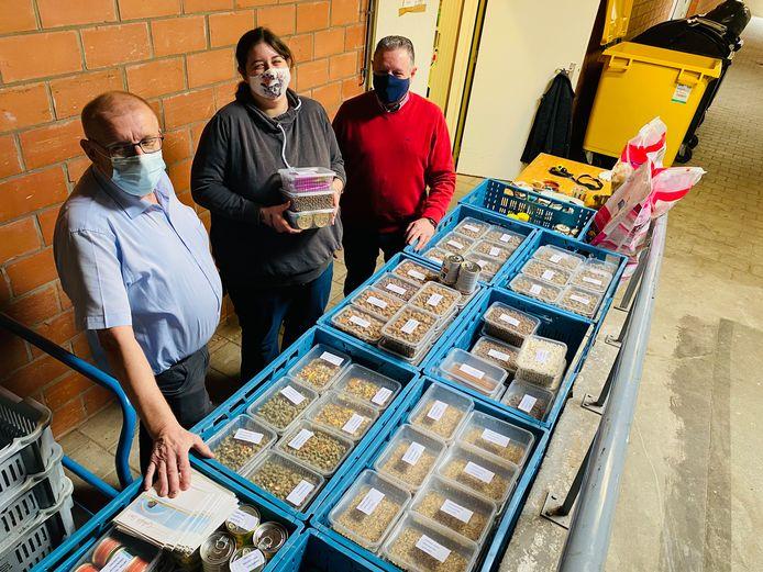 Turnhout Iedereen Mee lanceerde een Dierenvoedselbank