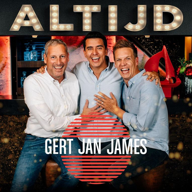 Gert, Jan en James