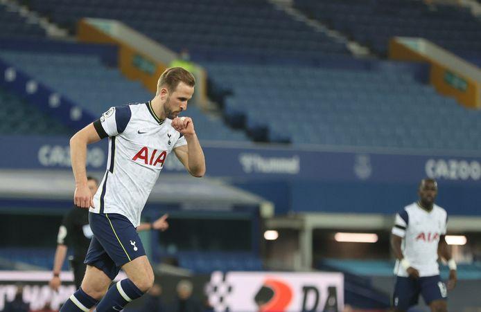 Harry Kane is bij Tottenham Hotspur met zijn scorende vermogen de grote meneer.