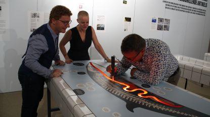 Ontdek interactieve tentoonstelling Sea Change  over de Noordzee en klimaatverandering