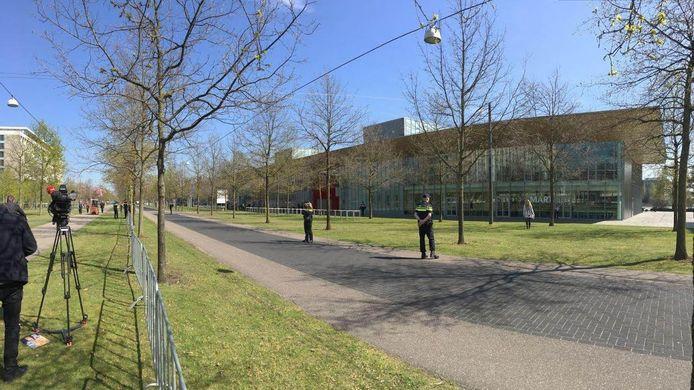 Veel beveiliging op de been voor komst Merkel naar Eindhoven