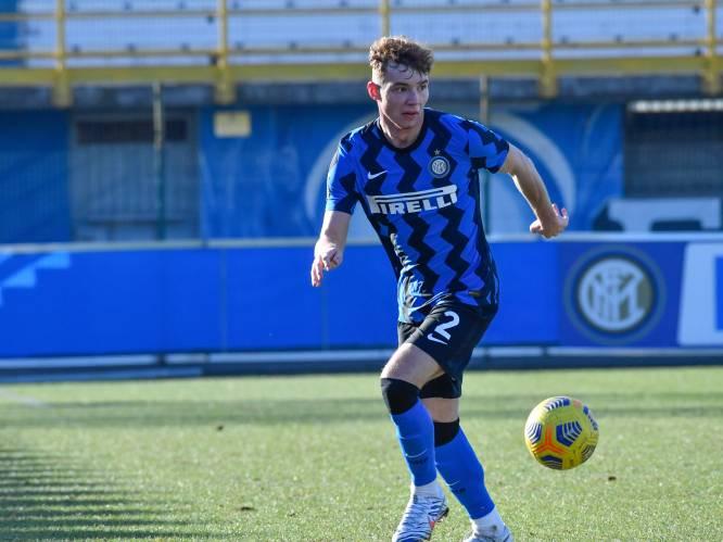 Sneltrein Persyn komt thuis: Club Brugge neemt 19-jarige rechterflank over van Inter