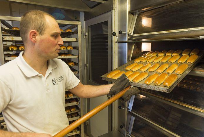 Bakker is een fysiek zwaar beroep.