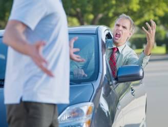 Man (55) slaat autobestuurder blauw oog tijdens verkeersagressie