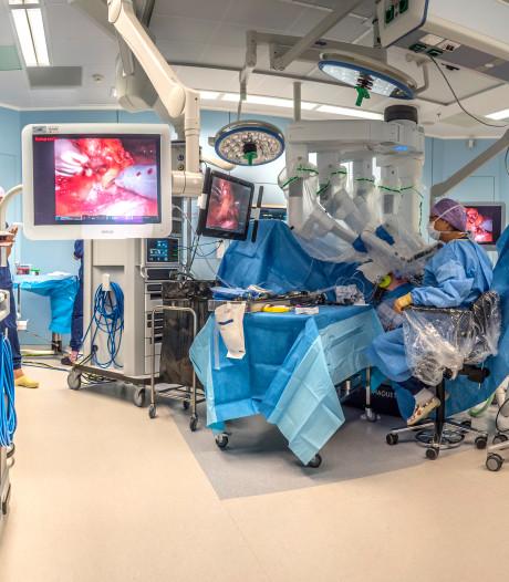 Nieuw prostaatkanker-centrum in Reinier de Graaf boekt successen