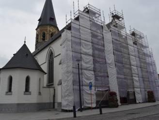 Sint-Petrus en Sint-Martinuskerk opnieuw in de steigers