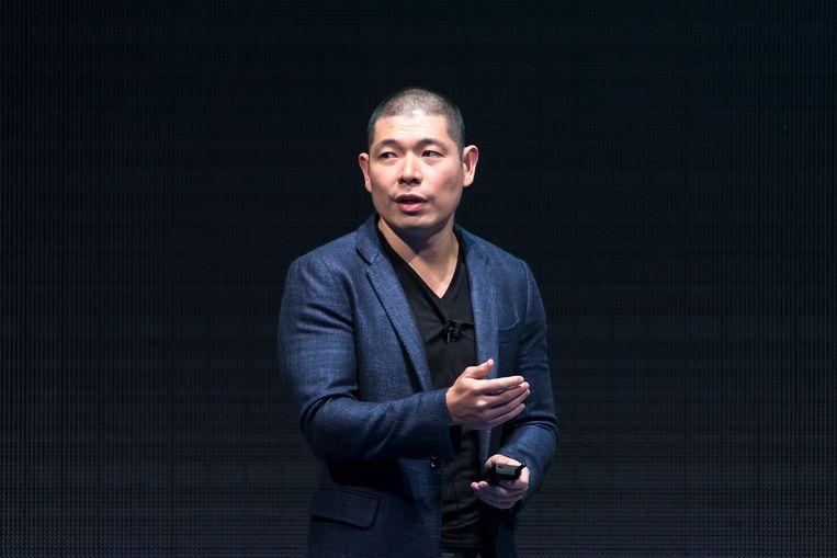 Maleisiër Anthony Tan gaat flink cashen. Beeld Getty Images