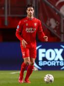 Kik Pierie, voor een jaar in dienst van FC Twente.