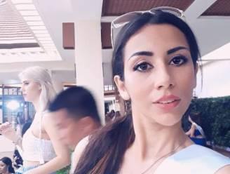 """Iraanse schoonheidskoningin al twee weken vast op luchthaven in Manilla: """"Als ik terug moet, wordt het mijn dood"""""""