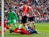 Ajax laatste drie jaar in Eindhoven kansloos tegen PSV