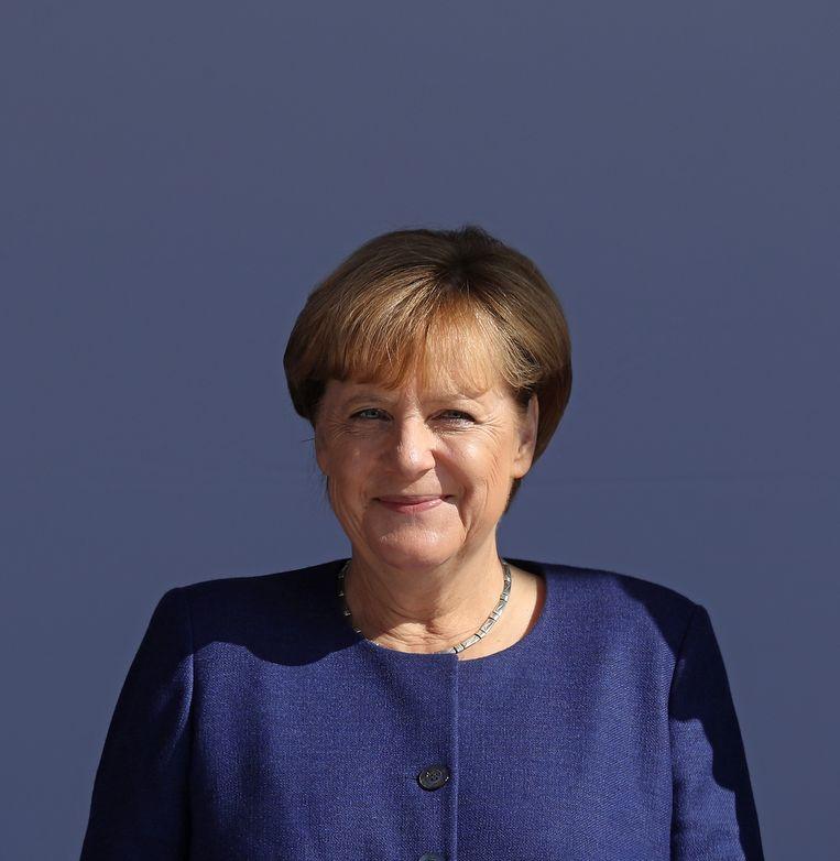Angela Merkel.  Beeld Getty Images