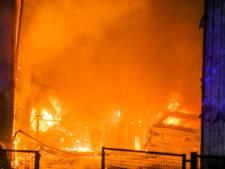 Veertig gebouwbranden in halfjaar in Eindhoven, ook vaak raak in Tilburg en Breda