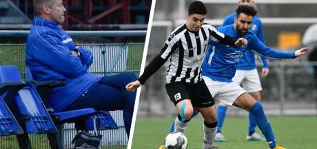 Spelers snappen niets van uitstel schorsing AGOVV-trainer tot volgend seizoen na discriminatierel