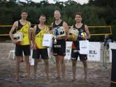 Martijn Colson gaat voor Belgisch titel in het zand, Fleur Baens mikt op top vier