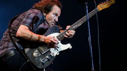 Ook bij De Tijdloze 100 weinig verandering: Pearl Jam voor vijfde keer op de eerste plaats