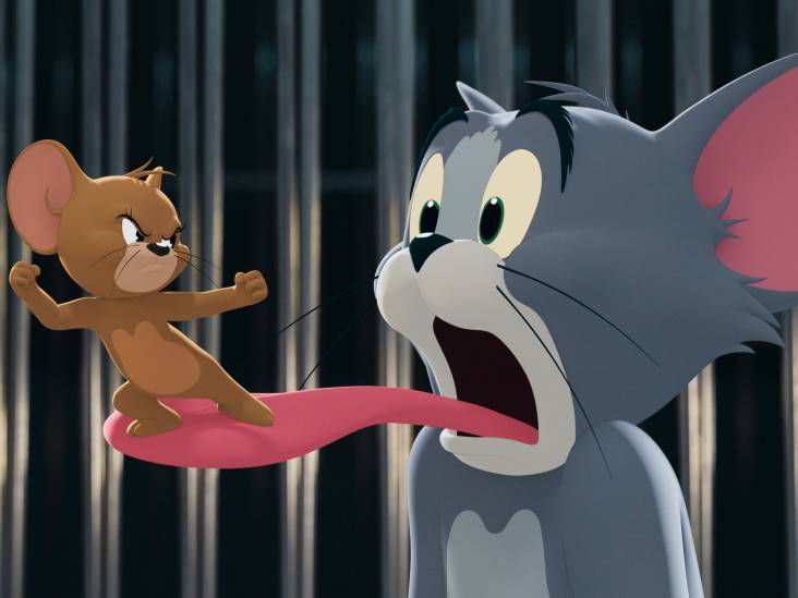 Tom en Jerry bijfiguren in eigen bioscoopfilm