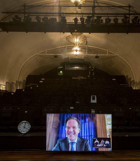 'Electorale prietpraat' van premier Rutte, 'want hij laat vliegvelden en wegen voorgaan, boeren hebben het nakijken'
