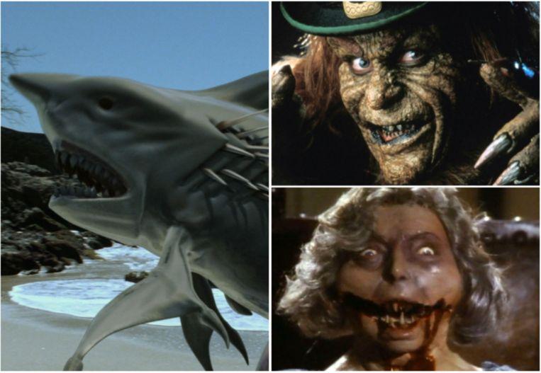 De meer bizarre horrorfilms ooit gemaakt.