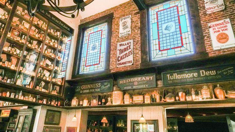 Mary's Irish Pub.