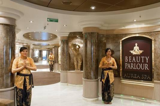De Aurea Spa, een wellnessoase om u tegen te zeggen