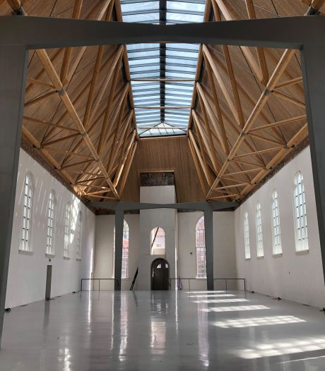 Museum in de Elleboogkerk gaat er komen, maar eigenaar moet de buren van de pastorie nog wel overtuigen