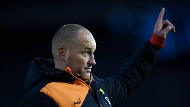 Ook na hoger beroep geen sanctie voor Lierse-trainer Fred Vanderbiest