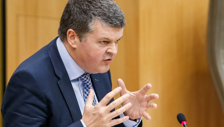 De populairste burgemeester van Vlaanderen: Bart Somers. Beeld BELGA