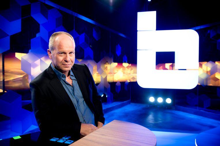 Onder andere 'Blokken' wordt geproduceerd door De Mensen. Ben Crabbé is ook medeoprichter van het productiehuis. Beeld © VRT - Lies Willaert