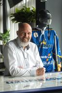 TILBURG, Pix4Profs-Ron Magielse Ruud van Baast is de nieuwe directeur van Tilburg Trappers.