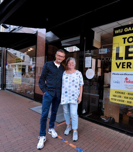 Van Boxel verdwijnt: eigenaren schoenenzaak gaan na rampzalig coronajaar vervroegd met pensioen
