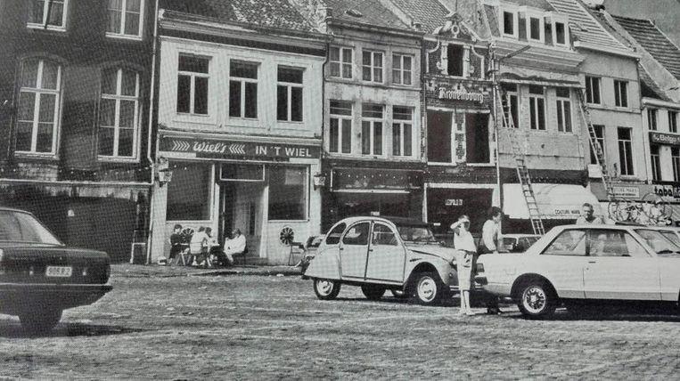 Het Wiel is sinds jaar en dag een begrip op de Veemarkt.
