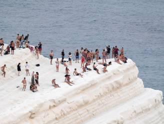 """48,8 graden in Sicilië: """"Als 20 haardrogers voor je deur"""""""