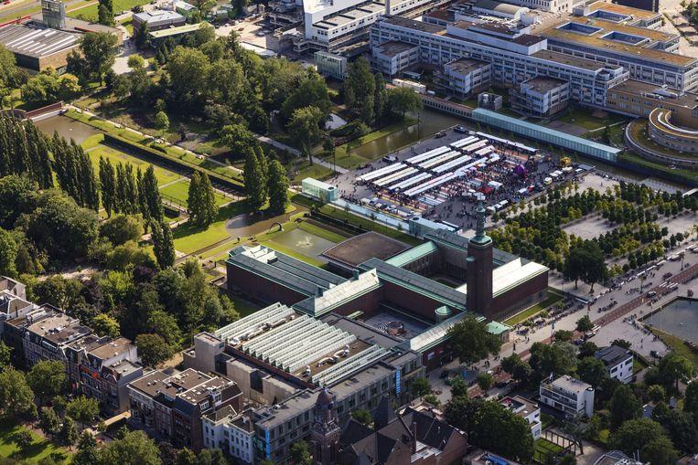 Museumpark Beeld Hollandse Hoogte