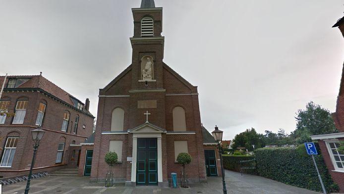 De Sint-Machutuskerk in Monster