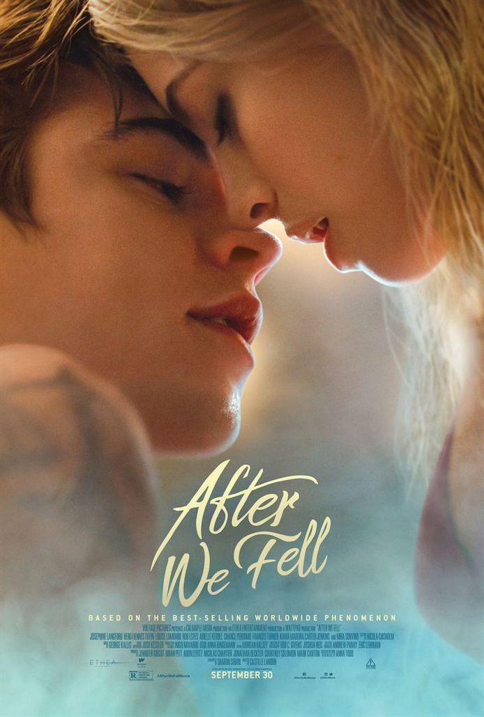 """L'affiche du film """"After we fell""""."""