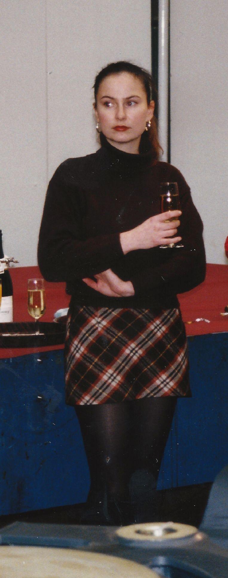 1995. Beeld privé archief