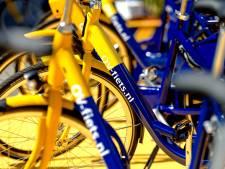 OV-fiets zo populair dat het aantal fietsen omhoog moet